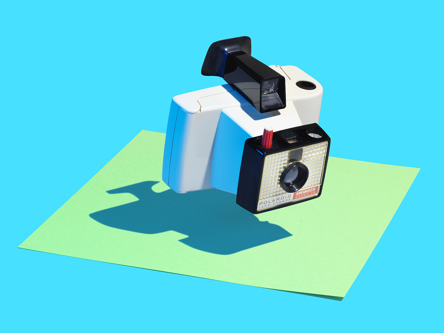 Polaroid Swinger Camera