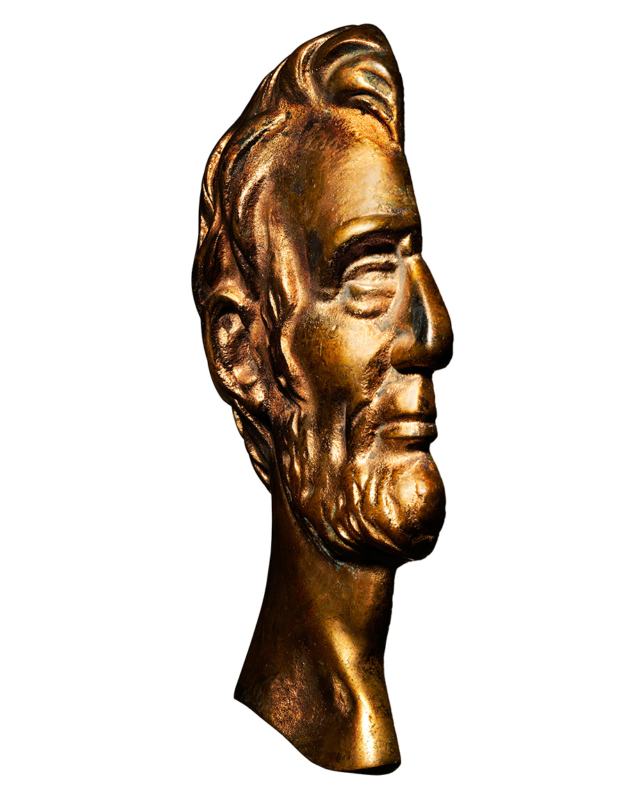Profile of Lincoln