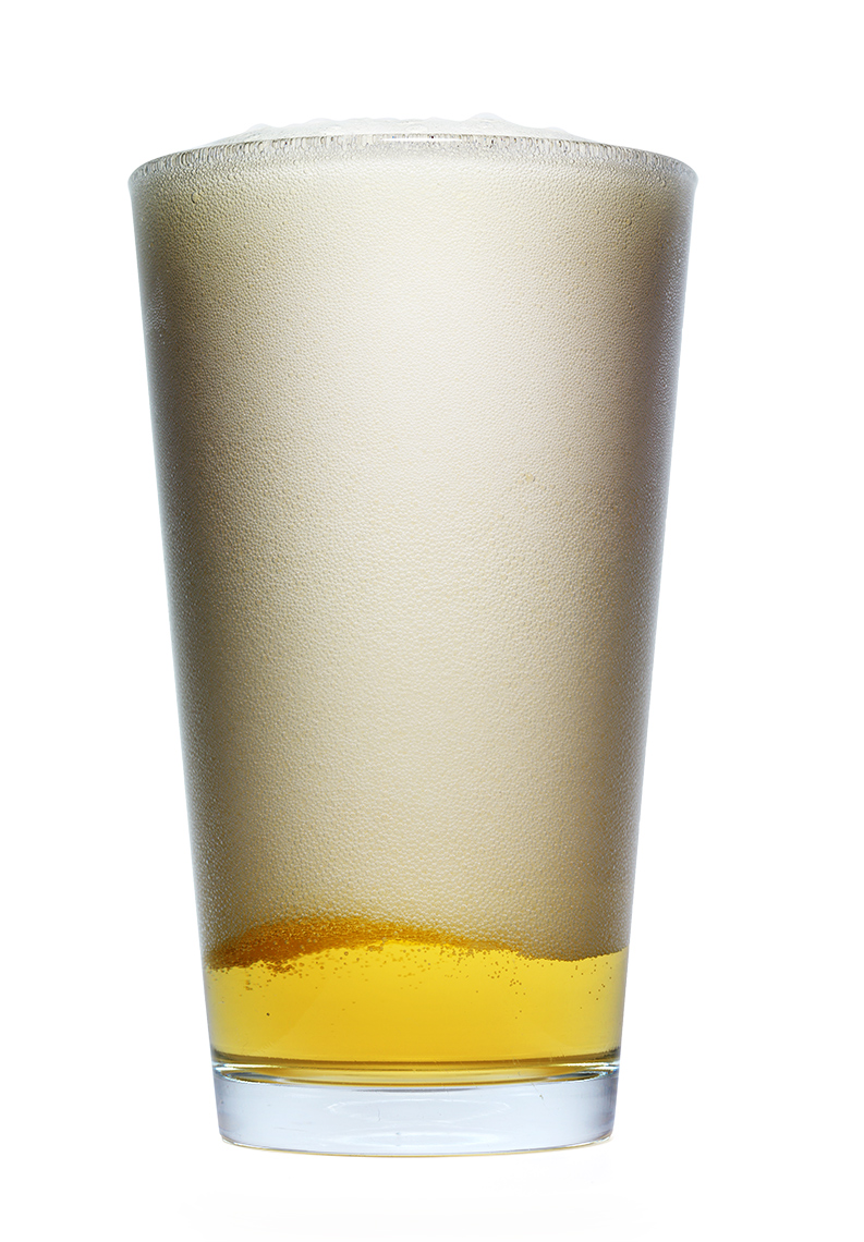 Foamy Beer