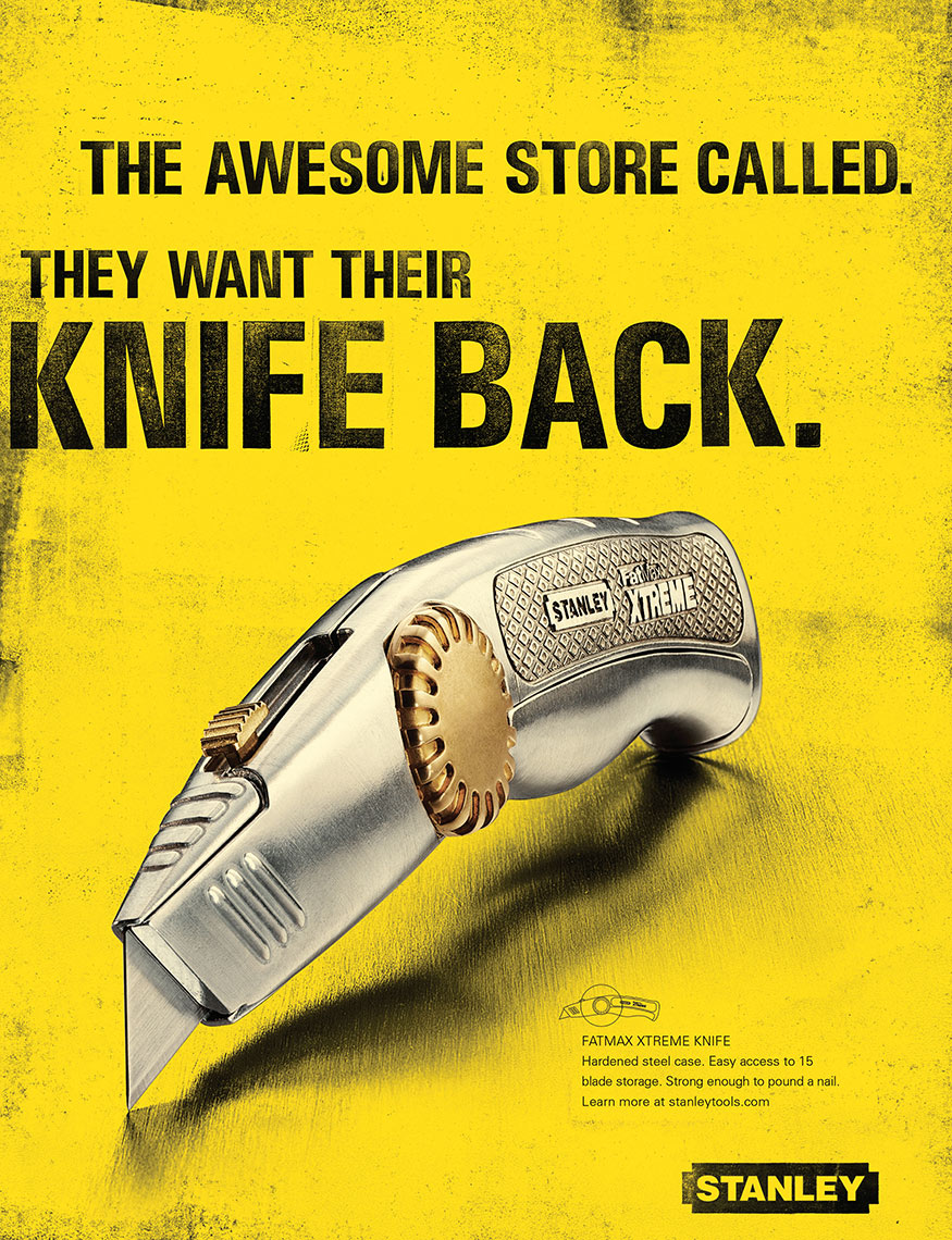 stanley-utility-knife-advertising-commercial-photography