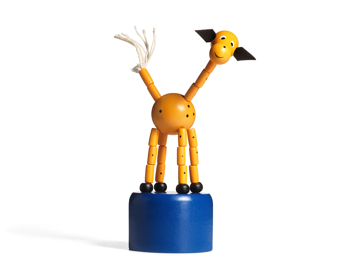 Giraffe String Toy
