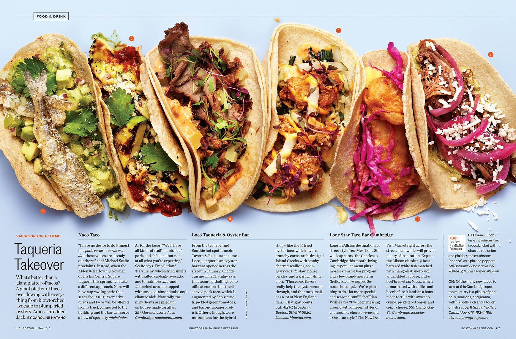 Boston Magazine Tacos