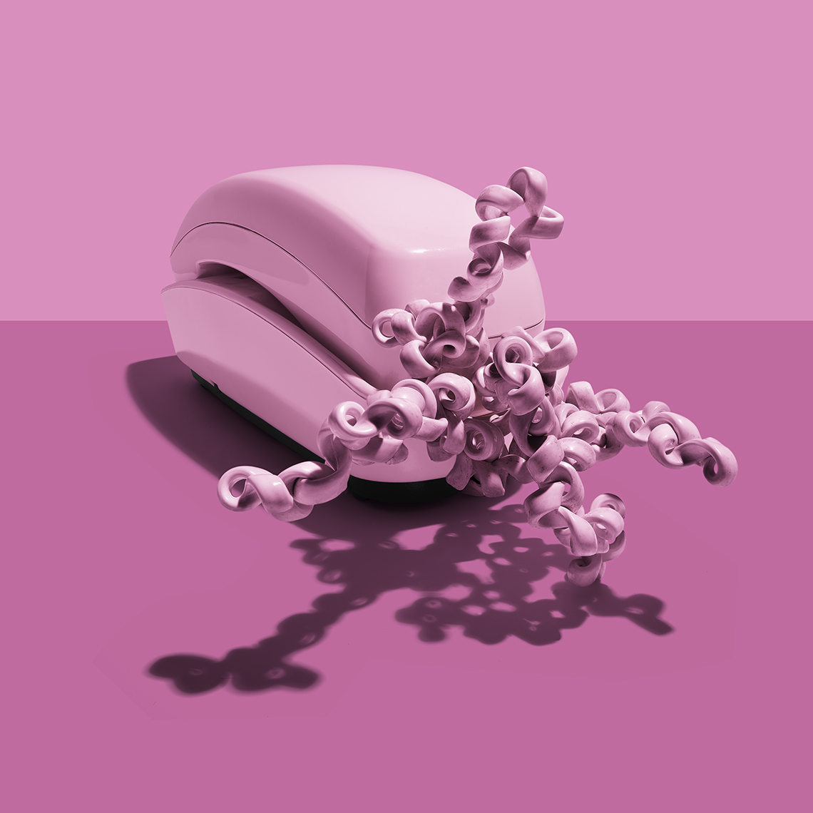 tangled-phone-cord-pink